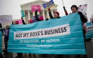 Not bosses business